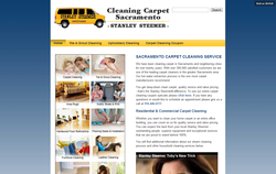 Cleaning Carpet Sacramento