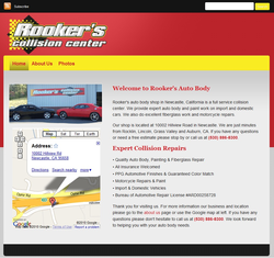 Rooker&#39;s Auto Body